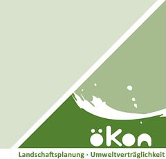 Logo öKon-Angewandte Ökologie und Landschaftsplanung GmbH