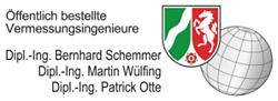 Schemmer, Wülfing, Otte Vermessung